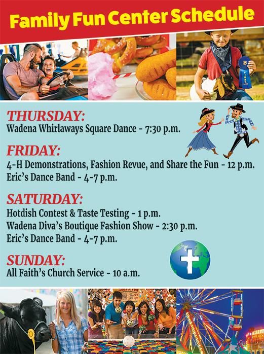 Wadena County Fairgrounds - Fair 2019